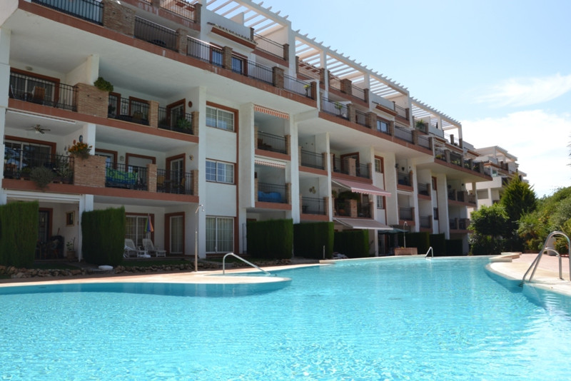 Very spacious apartment with huge living room. It has two large bedrooms with fitted wardrobes, two , Spain