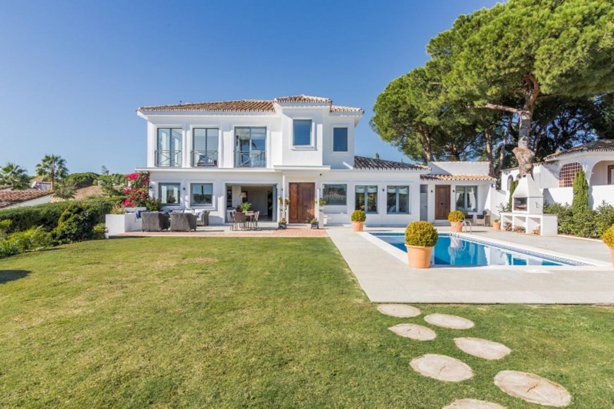 6 Bedroom Detached Villa For Sale Hacienda Las Chapas