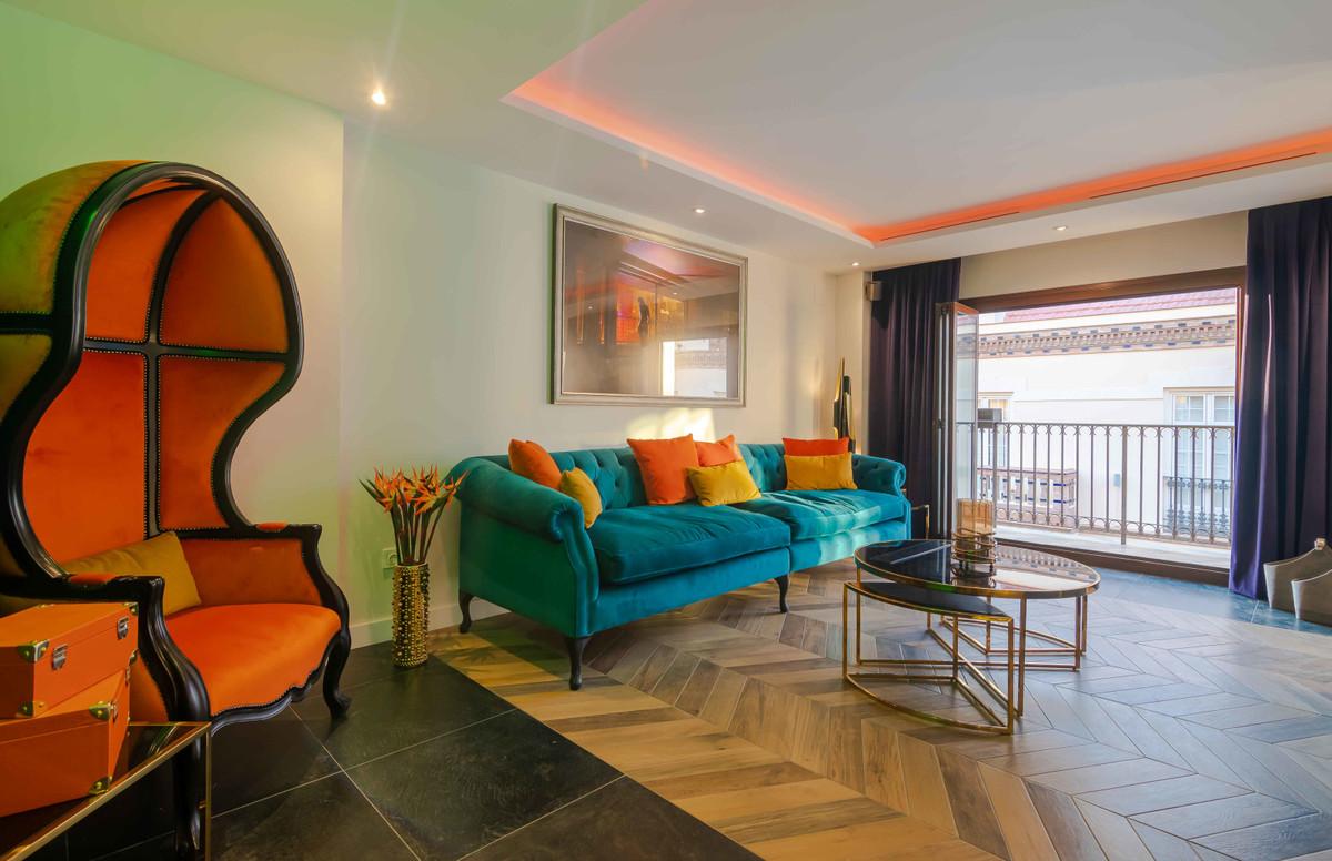 Apartamento  Ático en venta   en Málaga
