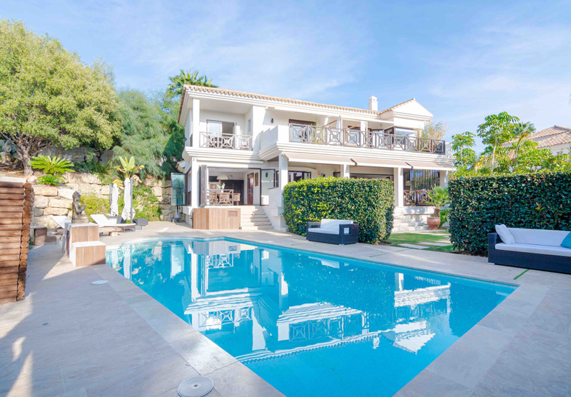 Villas for sale Nueva Andalucia 10