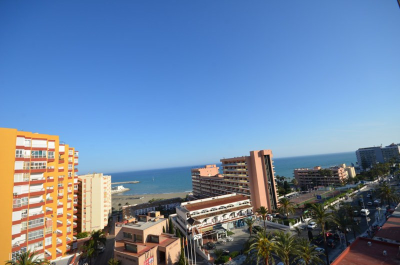 This amazing duplex penthouse is located in Benalmadena Costa and surrounded by all services, within, Spain