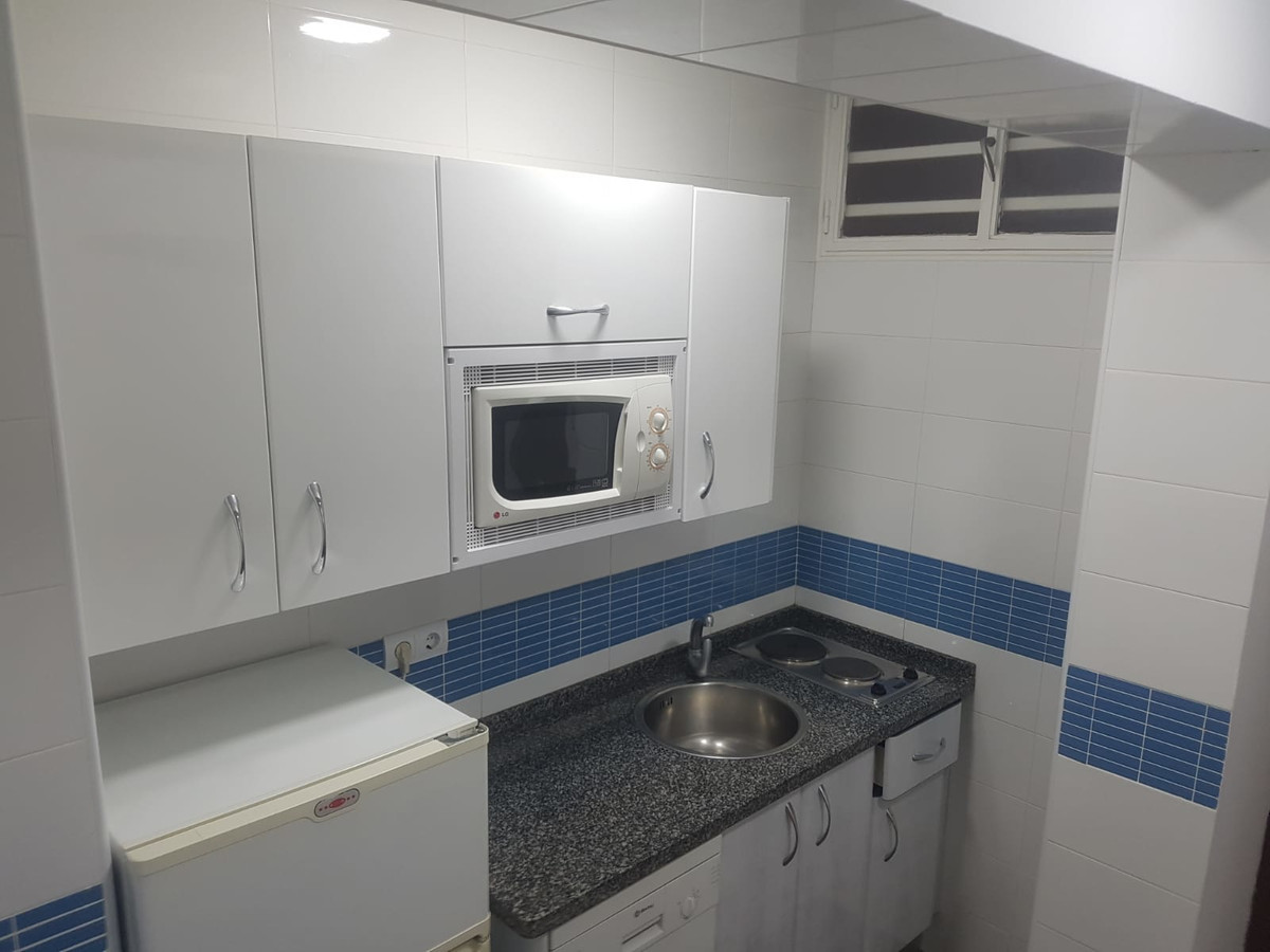 0 Bedroom Studio for sale Benalmadena
