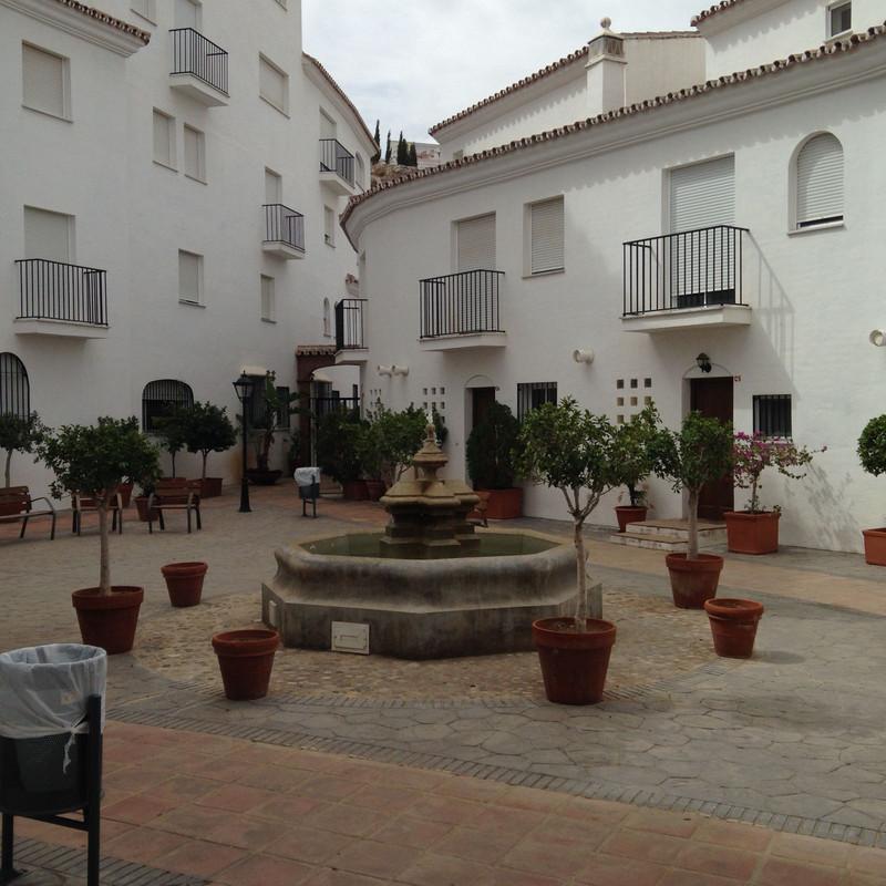 Middle Floor Apartment Cártama