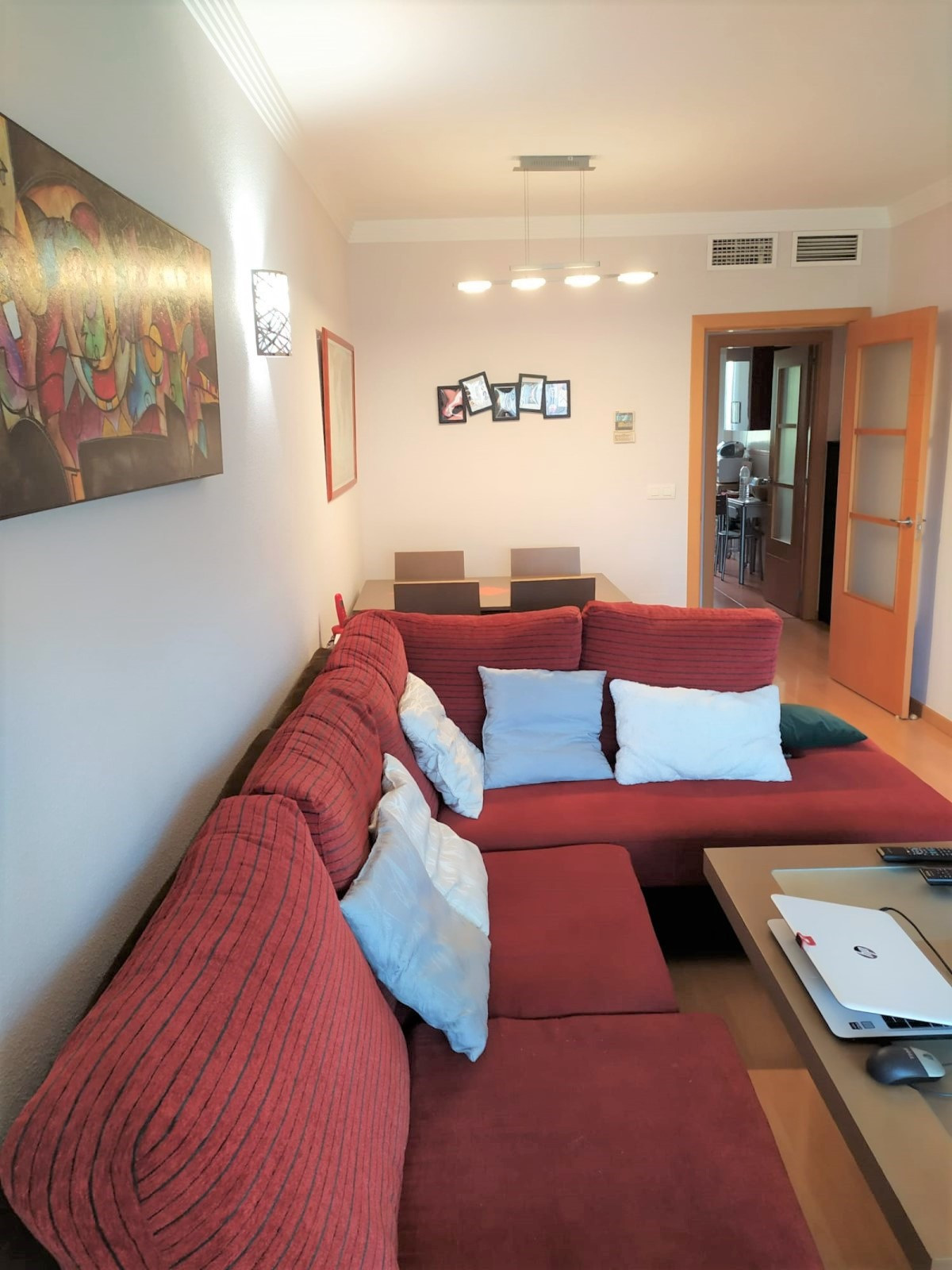 Magnificent apartment completely renovated in Carlinda area, Malaga. It has 80 sq.mts distributed in, Spain