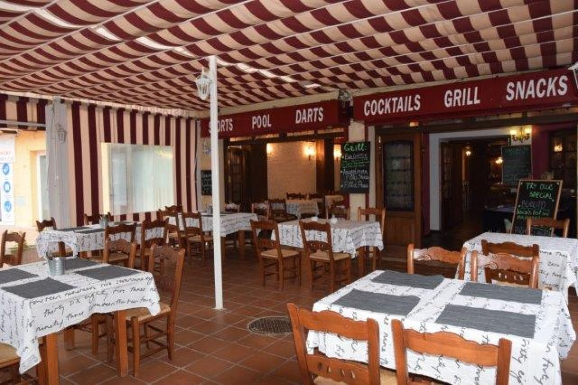 Restaurant with great potential in one of the best parts of Marbella. Located close to the beach in  Spain