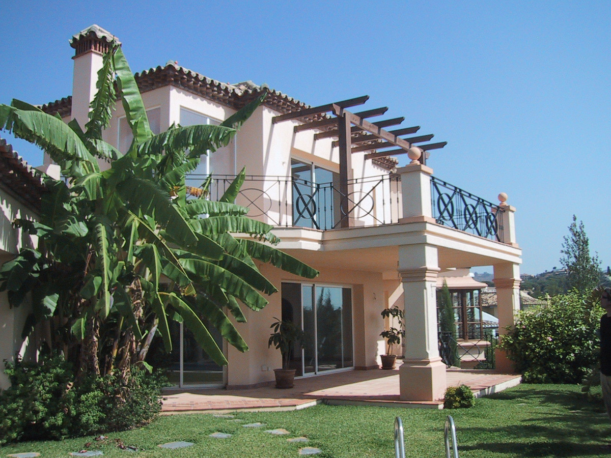 Spacious and nice  villa situated in Elviria, one of the most sought after area of Marbella, with wo,Spain