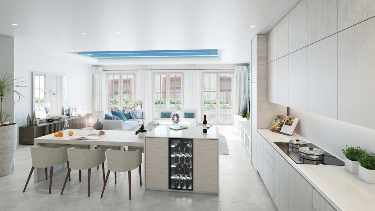 Marbella Banus Apartamento Planta Baja en venta en Marbella – R3634235