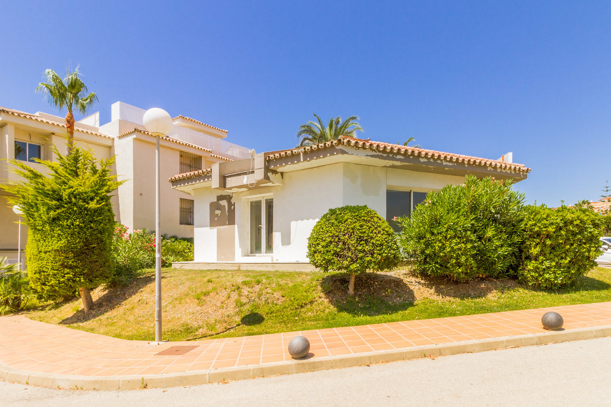 Commercial premises in Bermuda Beach, Estepona. Easily transformed into a house. The premises have a,Spain