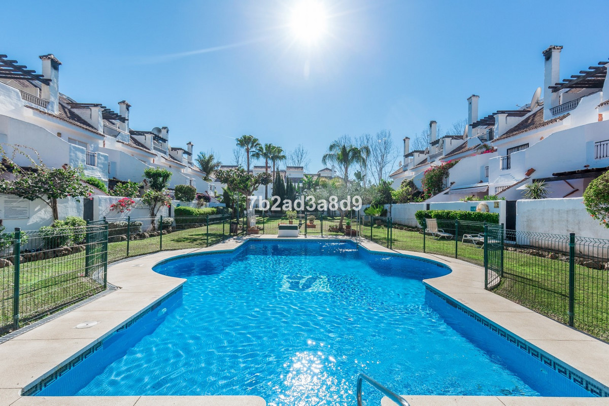 Very large 5 bedroom Townhouse set on 3 floors in Los Naranjos de Marbella. Situated in the heart of, Spain