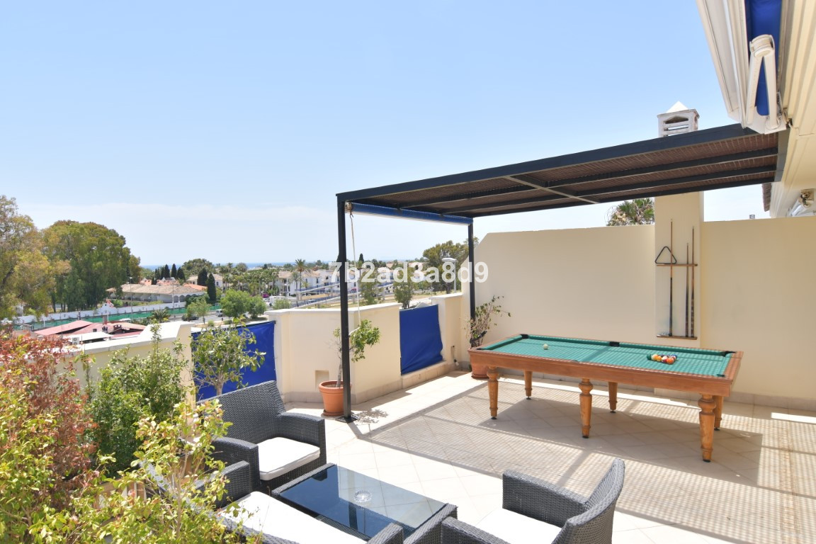 Fantastic penthouse with sea views for sale in Puerto Banus  Price reduced from 375K to 350K Euros! ,Spain