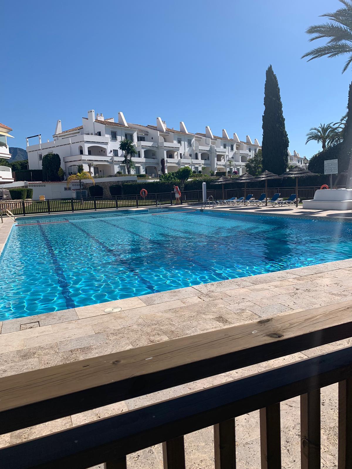 Apartamento en Nueva Andalucia