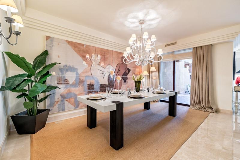 Middle Floor Apartment, Nueva Andalucía – R3599441