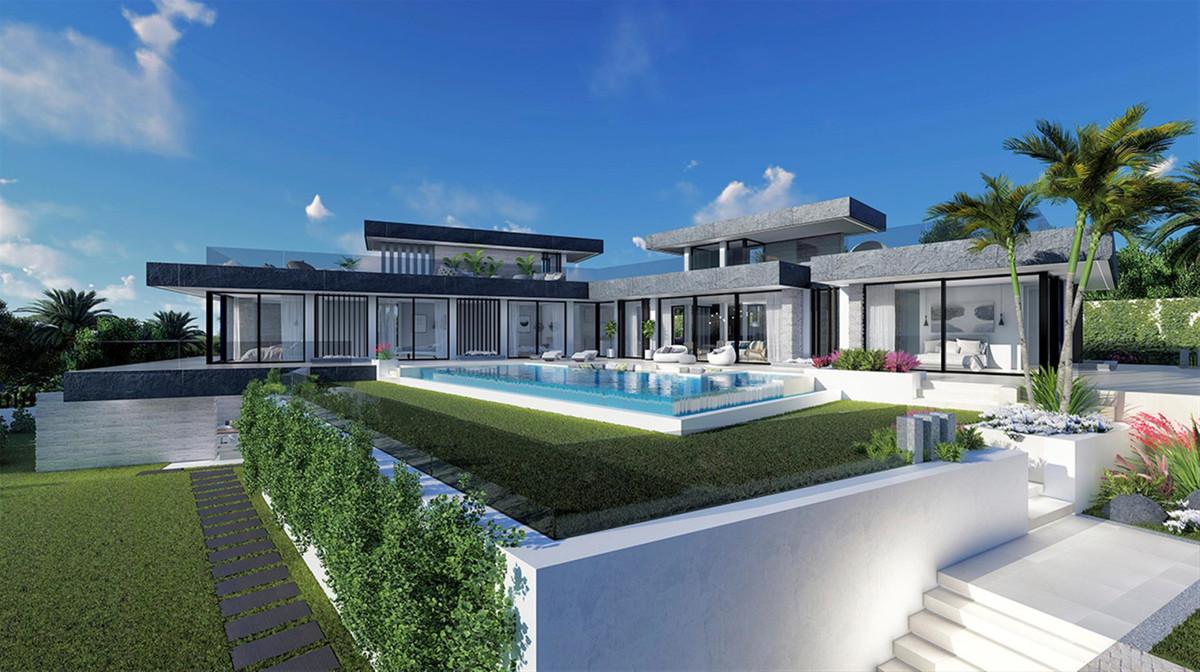 Marbella Banus Villa – Chalet en Venta en Benahavís – R3382537