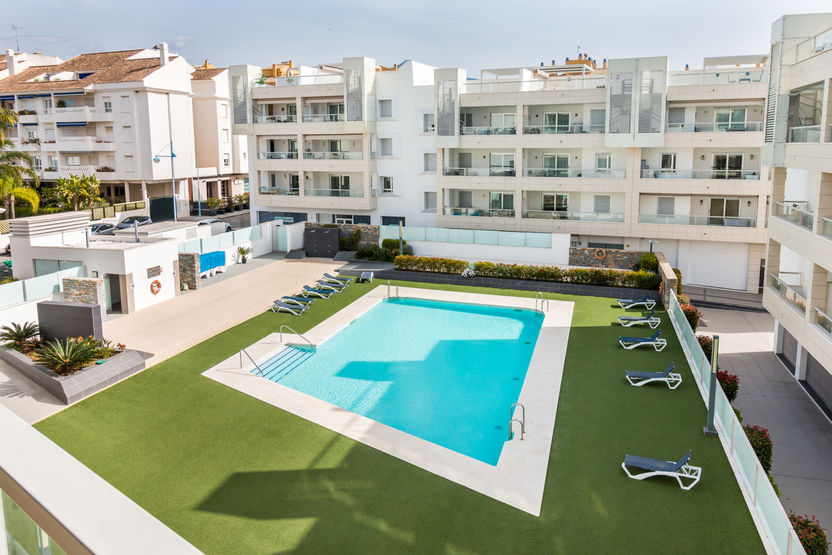 This immaculate three bedroom and two bathroom second floor apartment is now for sale beach side of ,Spain