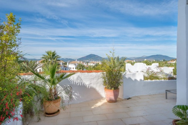 Premium Penthouse in Puerto Banus with extensive terraces and walking distance toeverything. Large, , Spain