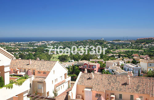 4-BEDROOM PENTHOUSE IN URB. ALBATROSS HILL NUEVA ANDALUCIA  NEW LISTING!!! Located on the hills behi, Spain