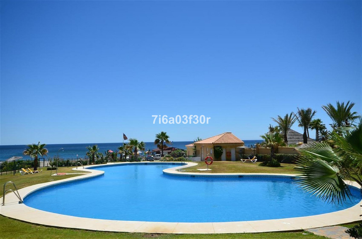 Beach-side 4 bed 3 bath townhouse set in beautiful gardens with direct access to the beach.  THE PRO, Spain