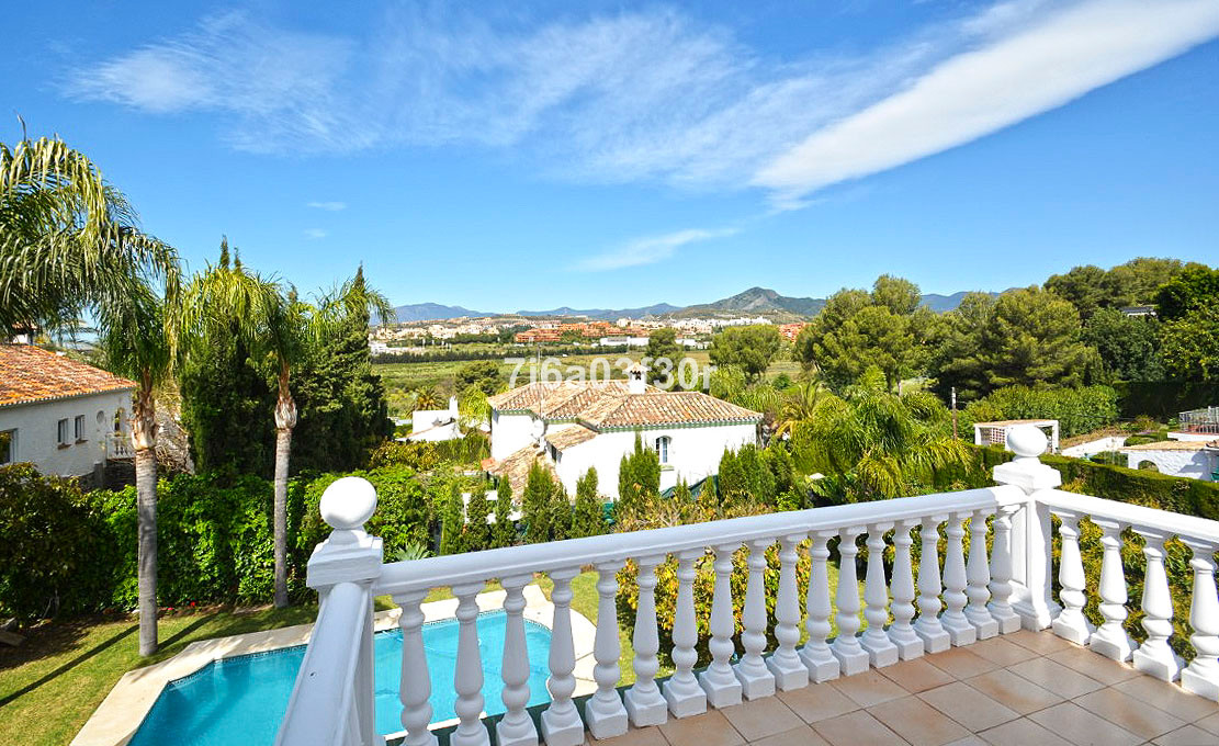 Huge 4 bedroom Villa with private pool in Valle del Sol Guadalmina Alta. Very quiet and peaceful loc,Spain
