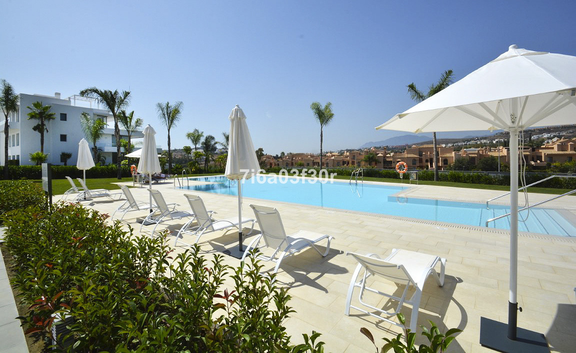 FOR LONG TERM RENTAL; An excellent, new and modern 3 bedroom west facing apartment with a huge, sunn,Spain