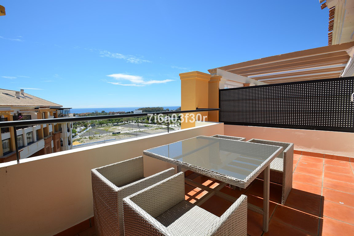 Apartment  Penthouse 																					for rent 																			 in San Pedro de Alcántara