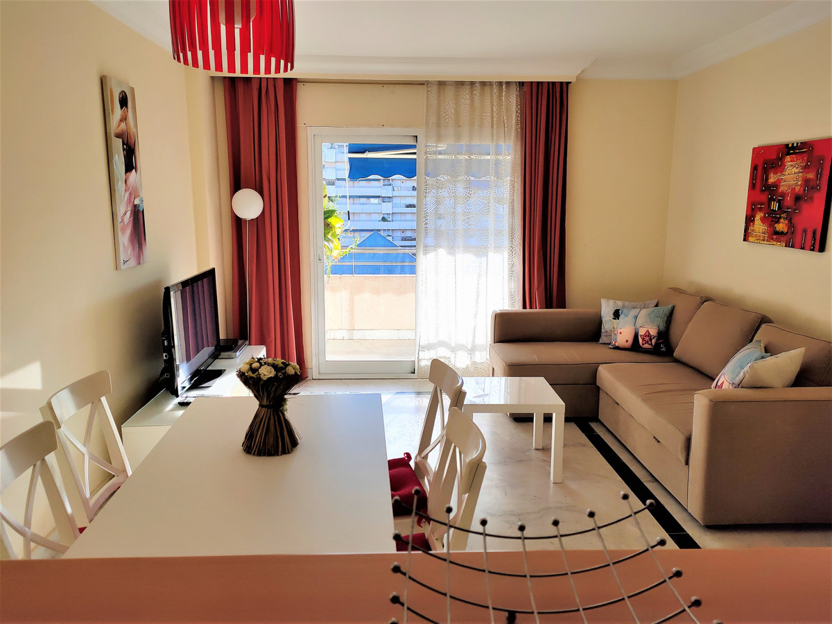 Cozy apartment in the center of Puerto Banus; next to all services and shopping centers. It is distr,Spain