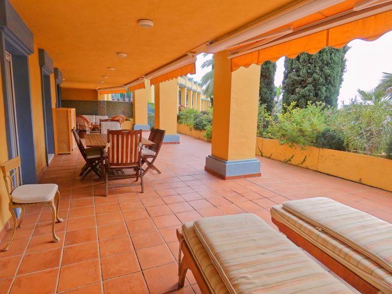 Ground Floor Apartment in Bahía de Marbella