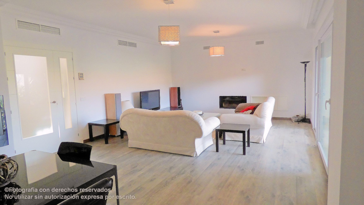 Semi-Detached House in Santa Clara Golf with very private, west facing and good interior renovations,Spain