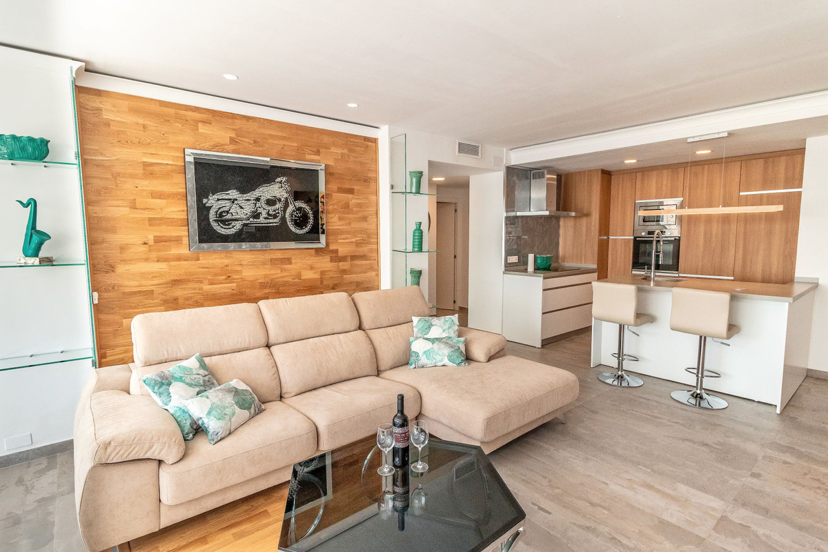 BRAND NEW FURNITURE INCLUDED AND FINANCING UP TO 100%  Luxury apartment in the heart of Puerto Banus,Spain