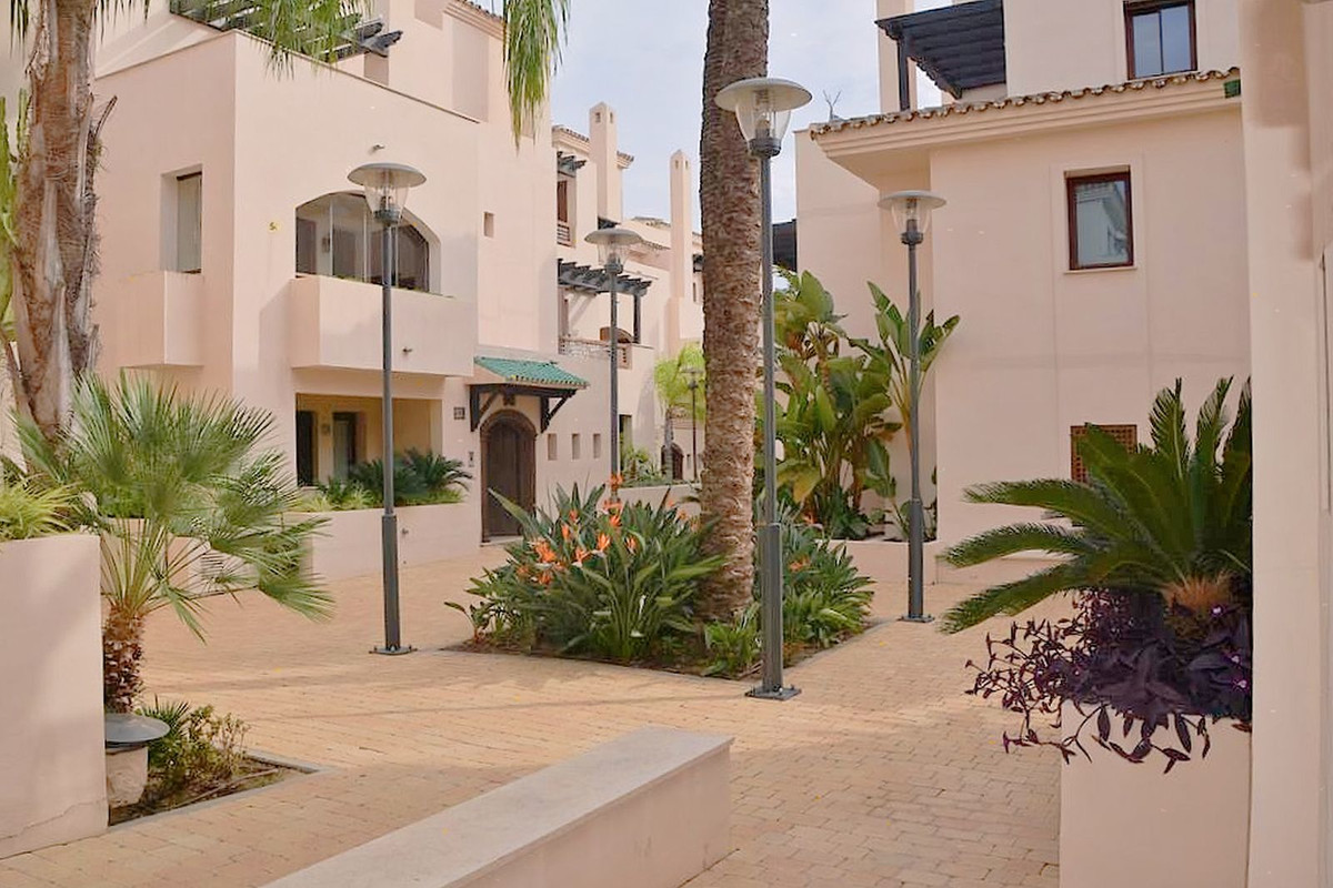 Apartment Ground Floor in Marbella, Costa del Sol