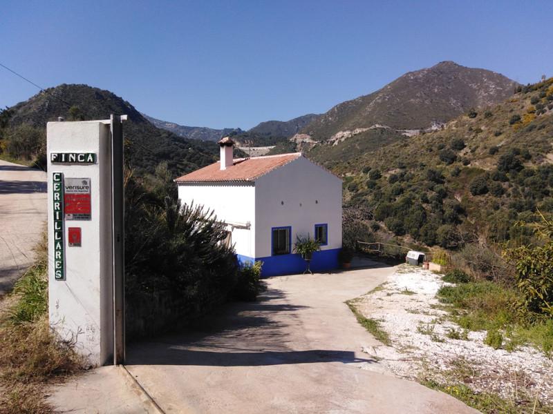 Finca – Cortijo en venta en Ojén – R3397804