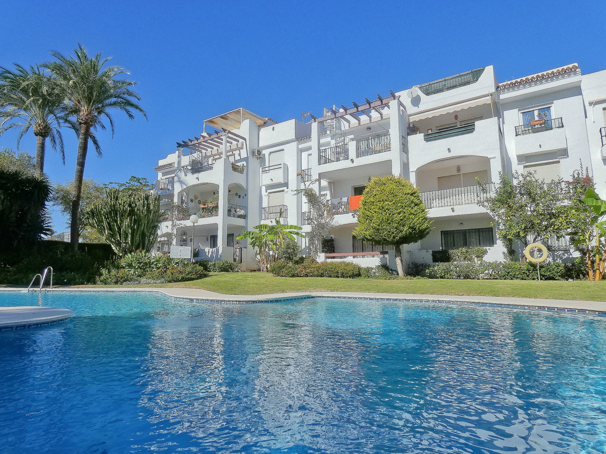 Penthouse on the New Golden Mile, beachside, it consists of a large living room, fully equipped kitc,Spain