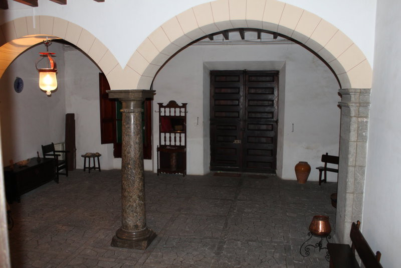 Castillo en Sóller