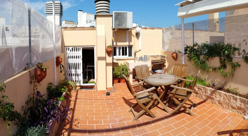 Fantastic duplex for sale on the street Balanguera about 110m2 built and distributed as follows pent, Spain