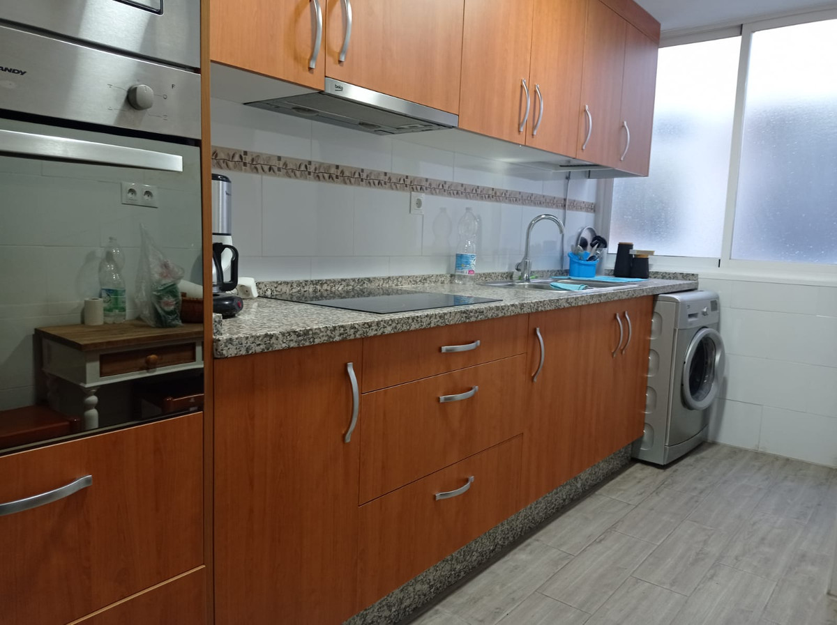Typical apartment in the heart of the city of Estepona, with all services nearby, since it is locate,Spain