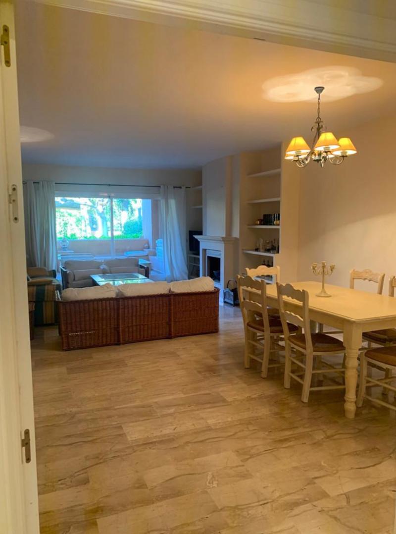 Ground Floor Apartment in Guadalmina Baja