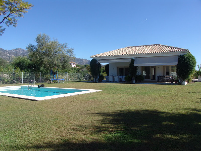 Detached Villa - Marbella - R2574842 - mibgroup.es