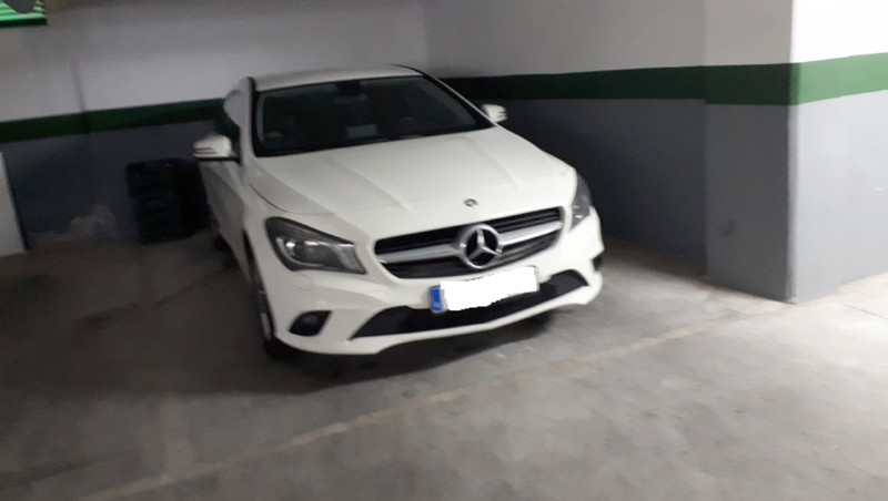 Parking in Estepona