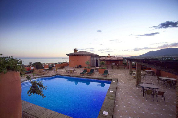 The AGH Estepona Hotel & Spa is located between Estepona and Marbella and a short distance from  Spain
