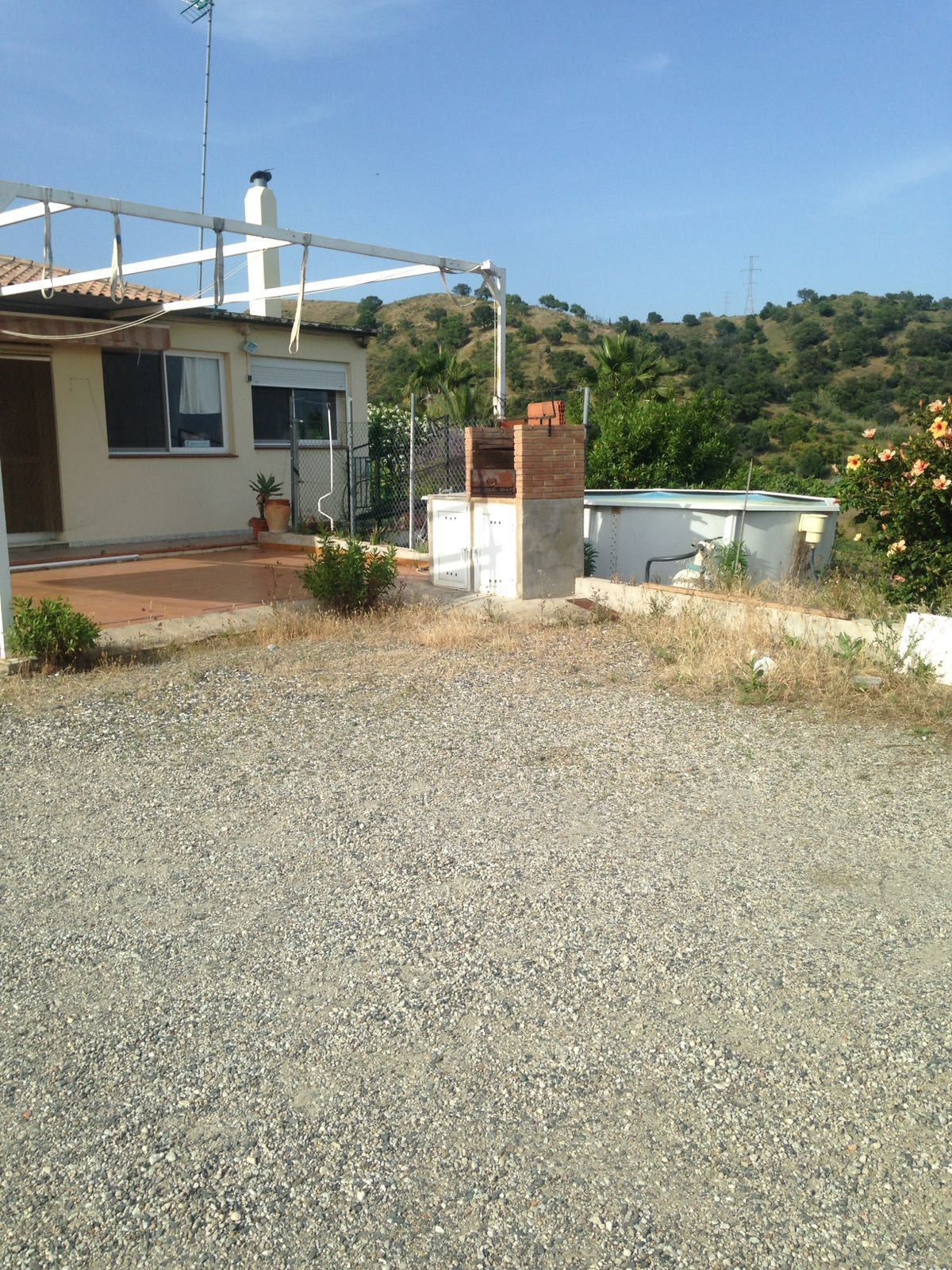 Magnificent villa with sea and mountain views, 130 m² plus 100 m² of enclosed garage with possibilit,Spain