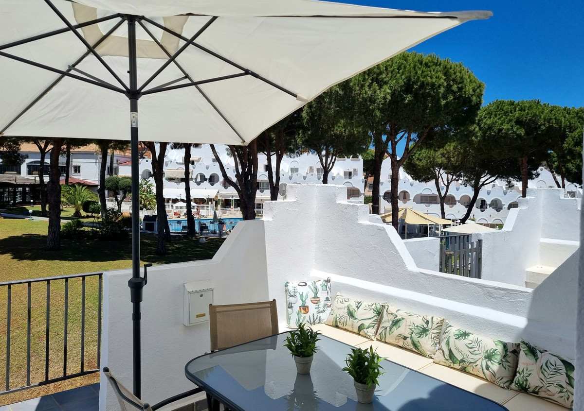 A unique opportunity to invest in a duplex apartment located in a popular rental/hotel resort in Mar, Spain
