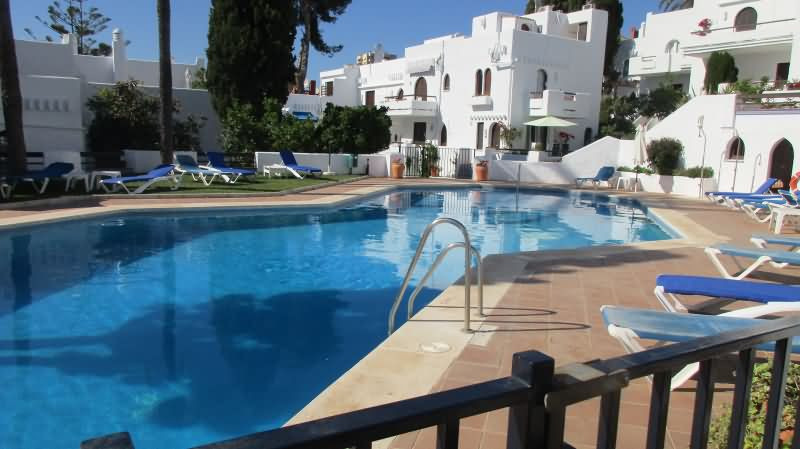 Lovey 2 bedroom 2 bathroom apartment in the popular Pueblo Arabesque.  Located a short walk from the, Spain