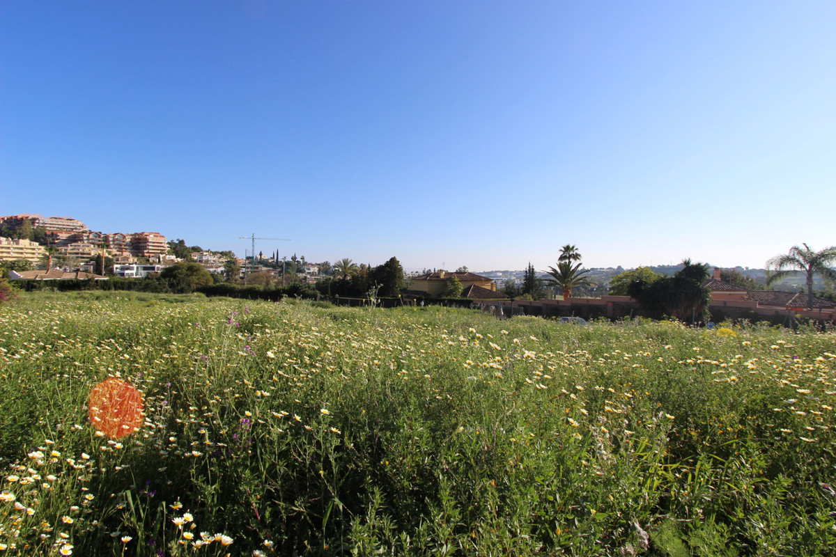 Unique plot next door to Los Naranjos golf club. An unique opportunity to acquiere one of the last b,Spain