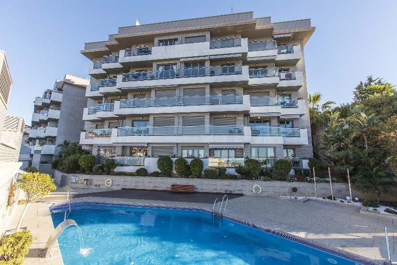Penthouse for sale in Benalmadena Costa