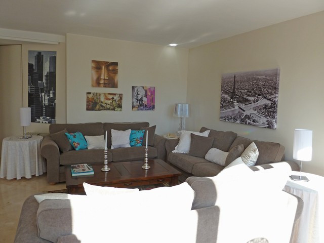 Very spacious 2 bedroom 2 bathroom third floor apartment in the center of Marbella and within 200m  ,Spain