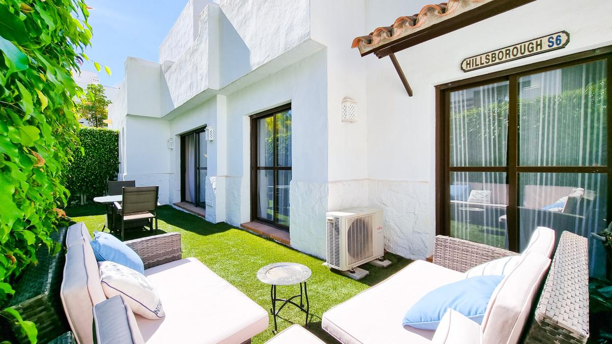 Marbella Banus Apartment for Sale in New Golden Mile – R3945055