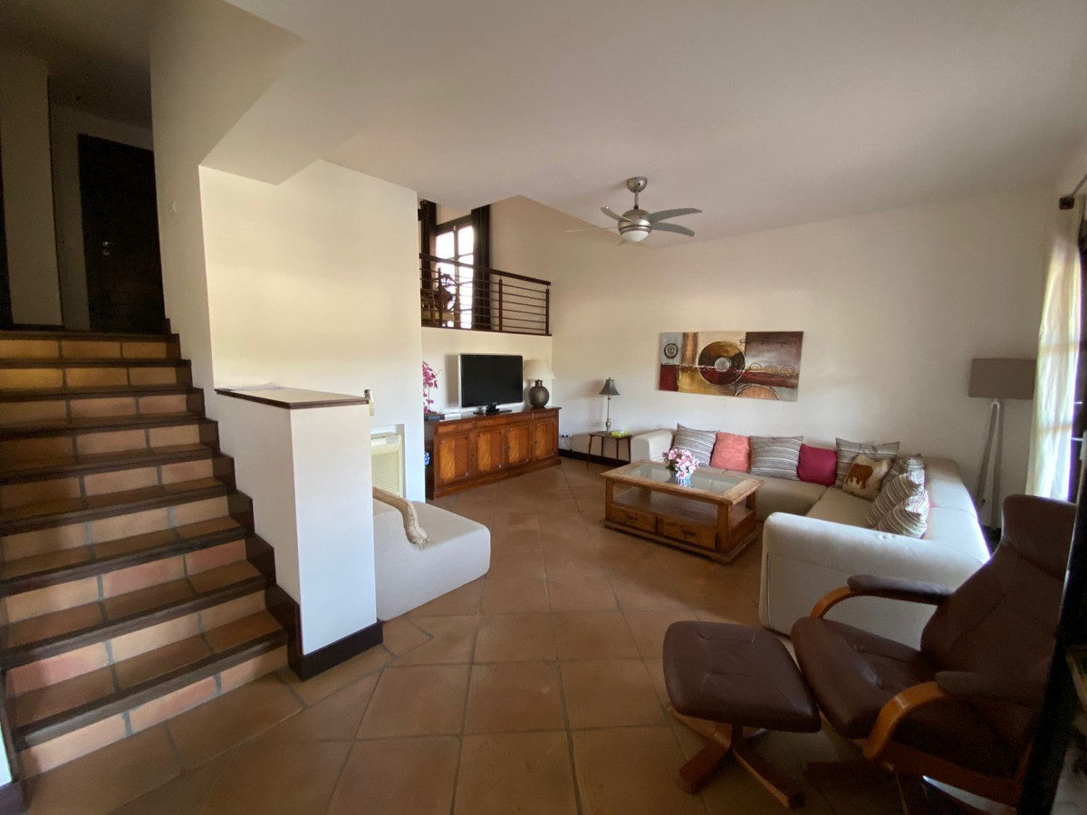 Fully Furnished 4 bedroom 4.5 Bathroom Semi Detached Townhouse in El Casar, Benahavis Village.  Loca, Spain