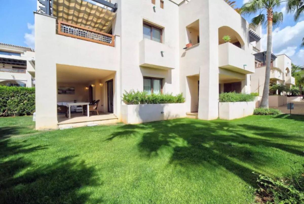 Marbella Banus Apartamento Planta Baja en Venta en Nueva Andalucía – R3737887