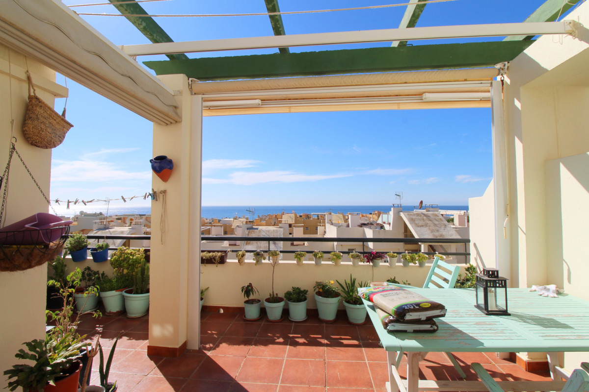Penthouse apartment for sale in a well established complex within short walk to beach and amenities., Spain