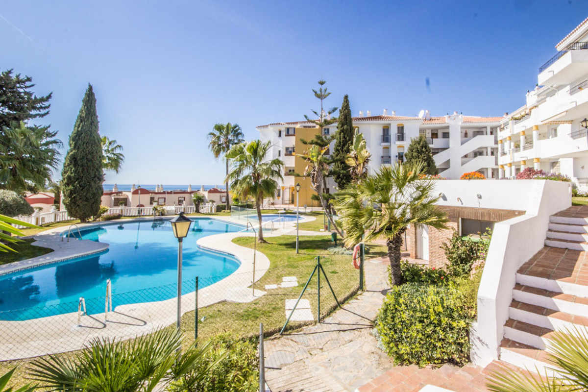 lovely renovated ground floor apartment with sea views  This spacious 80m2 1 bedroom apartment is lo, Spain