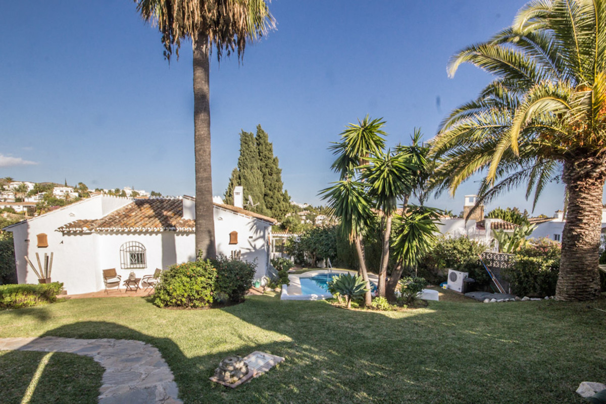 beautiful single level Villa in the heart of Calahonda  This stunning house has been renovated an re,Spain